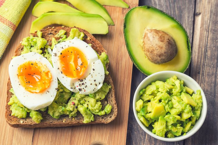 DIY: Healthy Protein-Packed Avocado Toast