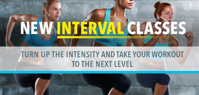 New Heart-Pumping HIIT Workouts: Interval Classes from Jazzercise