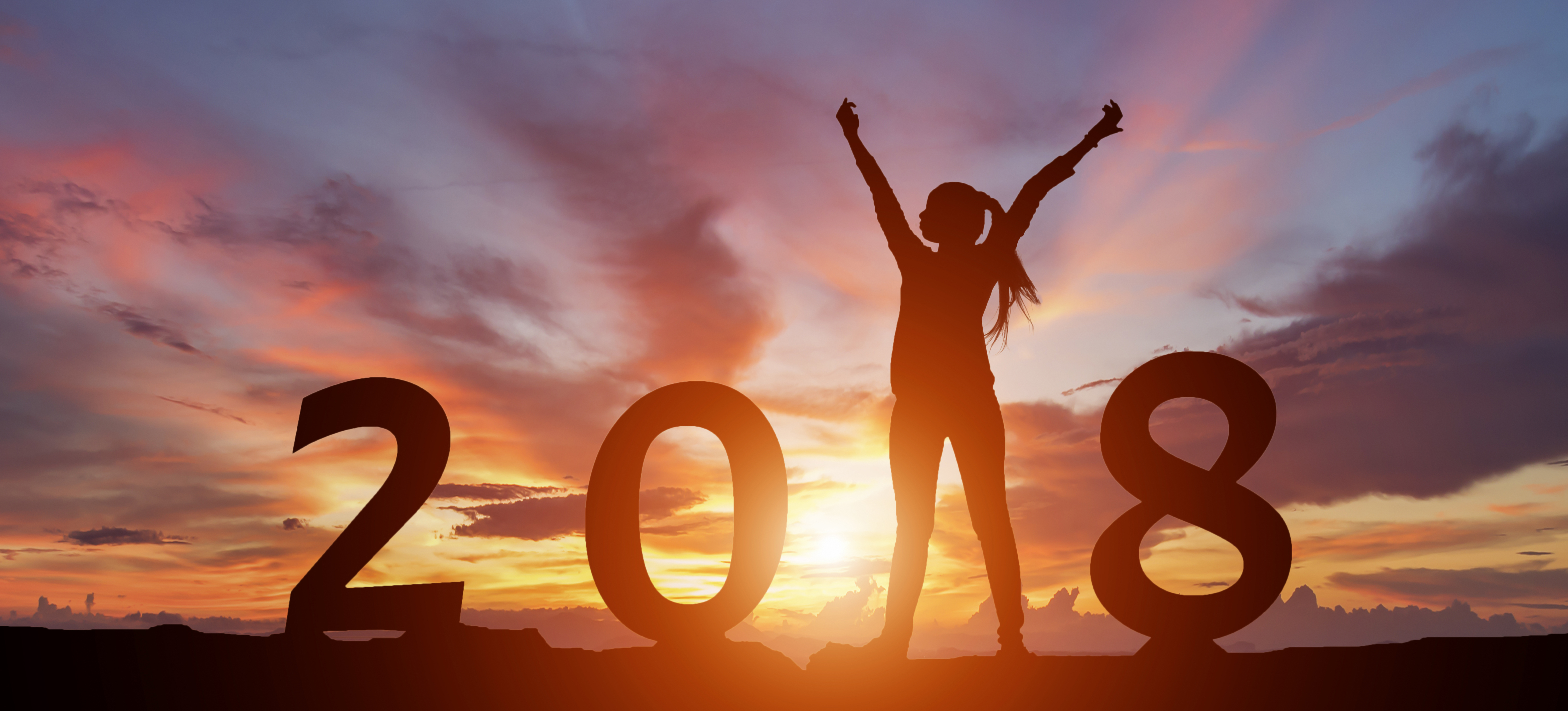 5 Steps to Successfully Reaching Your 2018 Resolutions