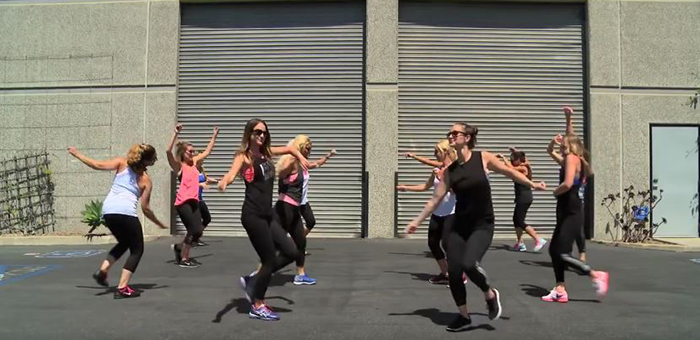 Let's Dance! Jazzercise Inc. Celebrates National Dance Day 2016