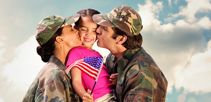 10 Ways to Honor our Retired Service Women & Men on Veterans Day