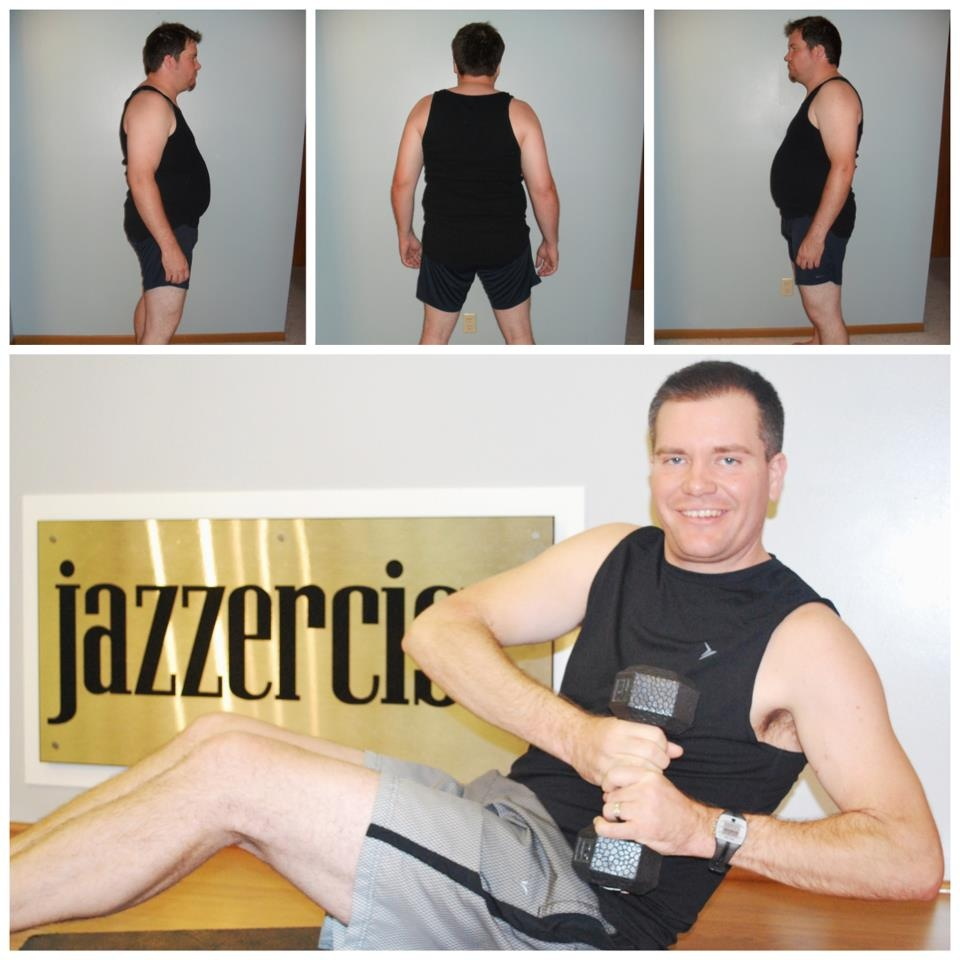 Male Jazzercise Instructor