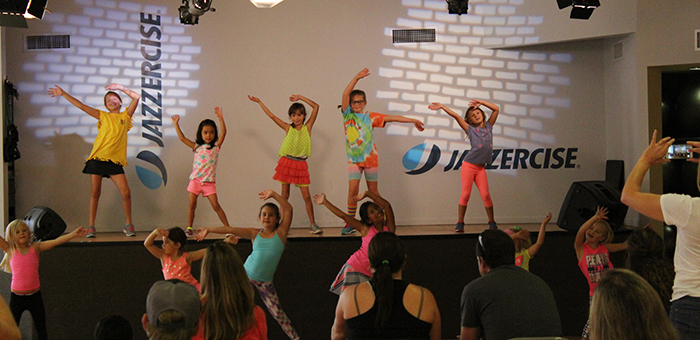 Junior Jazzercise
